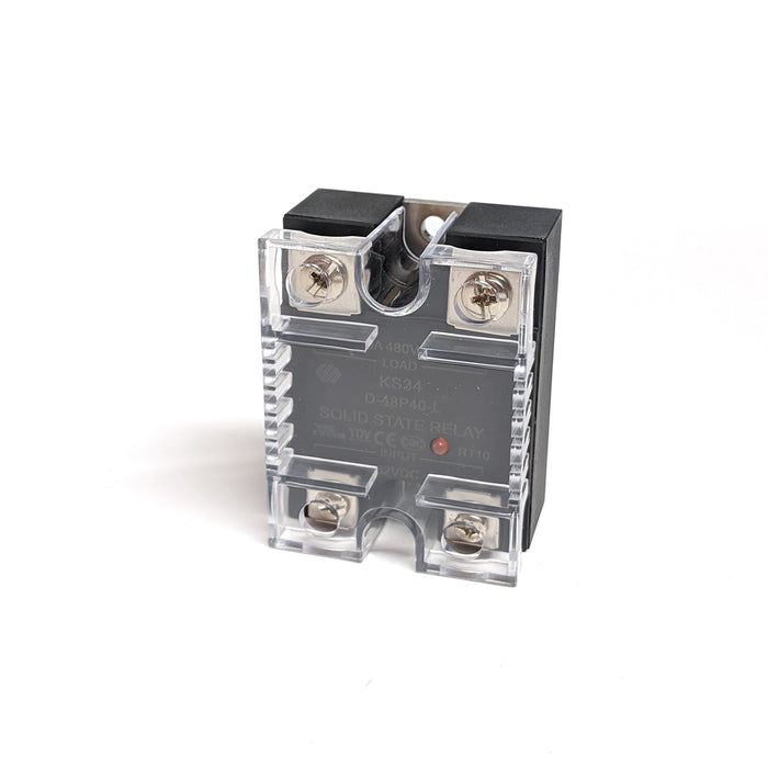 40a Solid State Relay SSR UL-Listed