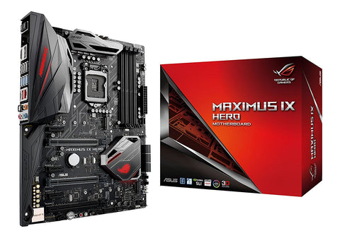 ASUS MAXIMUS IX HERO Intel Compatible Motherboard for Desktop Computer/PC