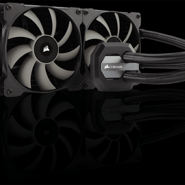 CORSAIR H115i Liquid CPU Cooler