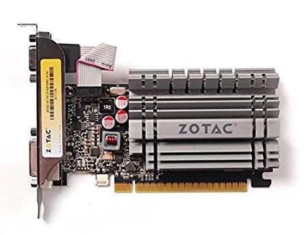 ZOTAC GeForce GT730 4GB DDR3 Graphic Cards for Gaming PC