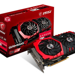 MSI Radeon RX 570 GAMING X 4GB Graphics Card for Gaming PC