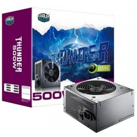 Cooler Master 500WATT Desktop Computer Power Supply/PSU/SMPS