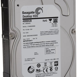 SEAGATE 4TB SATA Internal Hard Disk for Desktop/PC