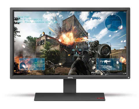 "BenQ LED 27"" (RL2755) (GAMING) Desktop Monitor for PC/Computer"