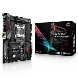 ASUS STRIX X99 GAMING (2011) Intel Compatible Motherboard for Desktop Computer/PC