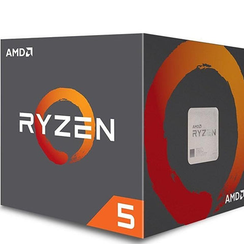 AMD RYZEN 5 1500X (AM4) Desktop Computer Processor