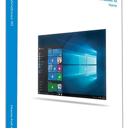 MS WINDOWS 10 HOME 64 BIT BOX