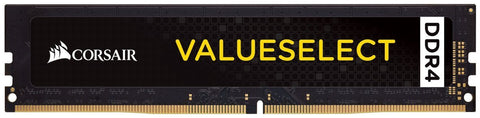 CORSAIR 8GB DDR4 (2400MHz) Value Select RAM for Desktop Computer/PC