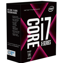 Intel Core i7 - 7800X EXTREME (2066) Desktop Computer Processor with Unlocked Core Clock Multiplier for Overclocking