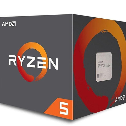 AMD RYZEN 5 1600X (AM4) Desktop Computer Processor