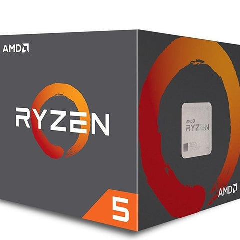 Sample AMD RYZEN 5 1400 (AM4) Desktop Computer Processor