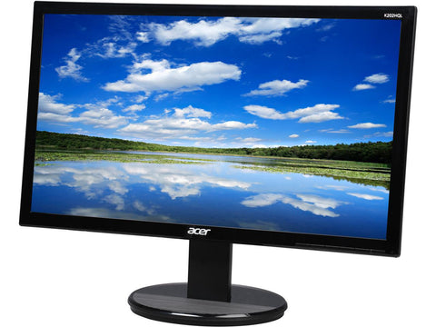"Acer 20"" (K-202HQL) Desktop Monitor for PC/Computer"