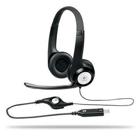 LOGITECH HEADPHONE H-390 - RIGASSEMBLER