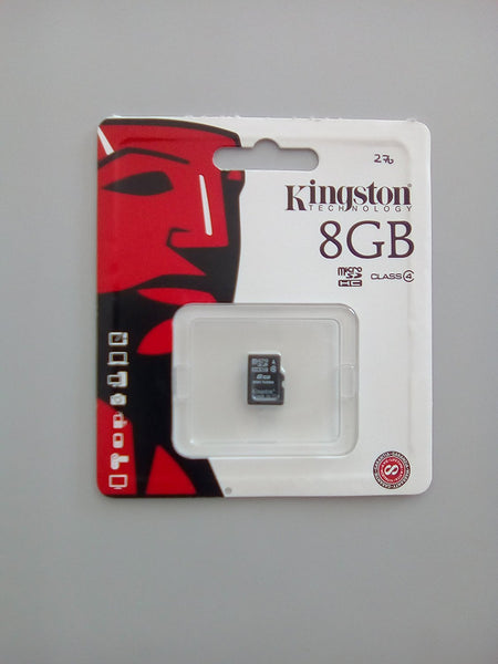 8GB M-SD KINGSTON