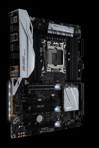 ASUS X99 DELUXE EXTREME (2011) - RIGASSEMBLER - 1