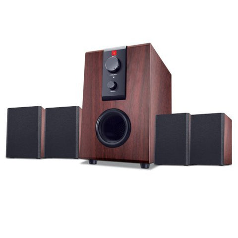 iBall Rockfest B9 4.1 Channel Multimedia Speakers