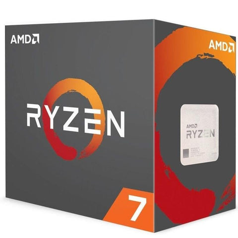 AMD RYZEN 7 1700X (AM4) Desktop Computer Processor
