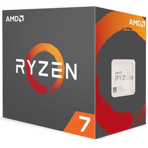 AMD RYZEN 7 1800X (AM4) Desktop Computer Processor