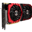 MSI GeForce GTX 1070 8GB GAMING X Graphics Card for Gaming PC
