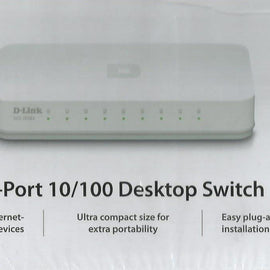 D-LINK SWITCH 8 PORT