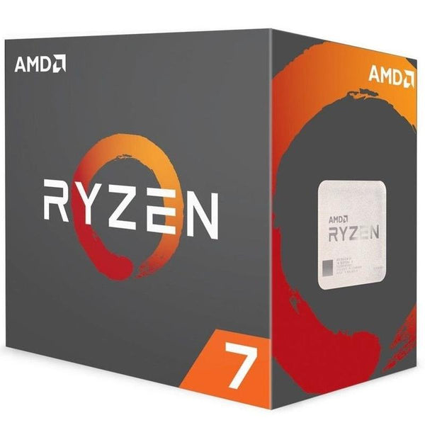AMD RYZEN 7 2700 (AM4) Desktop Computer Processor