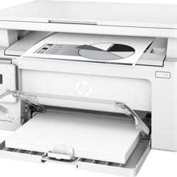 HP M132a All-In-One Laser Printer