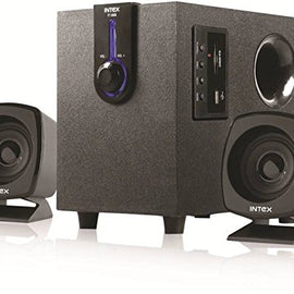 INTEX IT 1666 2.1 Multimedia Speaker