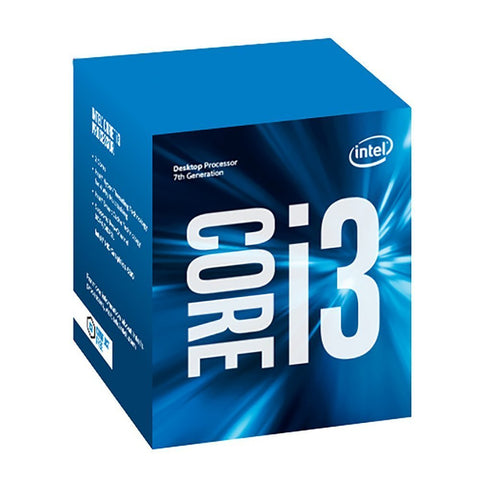 Intel Core i3 - 7100 7th Generation Desktop Computer Processor