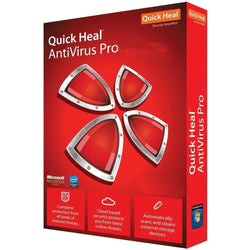 QUICK HEAL ANTI-VIRUS (5 USER) - RIGASSEMBLER