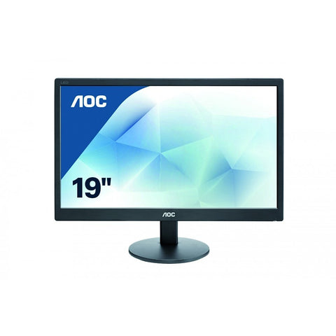 "AOC 18.5"" E970SWNL Desktop Monitor for PC/Computer"
