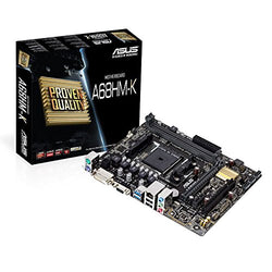 ASUS A68HM-K Compatible Motherboard for Desktop Computer/PC