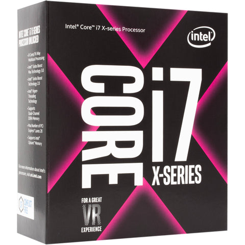 Intel Core i7 - 7740X EXTREME (2066) Desktop Computer Processor with Unlocked Core Clock Multiplier for Overclocking
