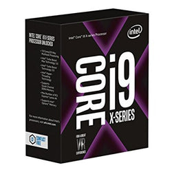 Intel Core i9 - 7900X EXTREME (2066) Desktop Computer Processor with Unlocked Core Clock Multiplier for Overclocking