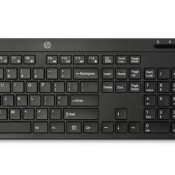 HP COMBO WIRELESS (200) (KEYBOARD & MOUSE)