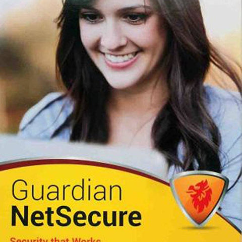 NET-SECURITY GUARDIAN (1 USER)