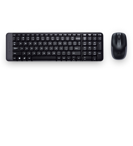 LOGITECH KIT Wireless MK220 - RIGASSEMBLER - 1