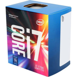 Intel Core i7 - 7700 7th Generation (1151) Desktop Computer Processor