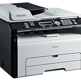 RICOH SP203SF All-In-One Laser Printer