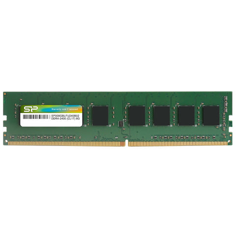 SILICON POWER 8GB DDR4 RAM for Desktop Computer/PC