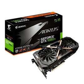 Gigabyte AORUS GeForce GTX 1080 Ti Xtreme Edition 11GB  Graphics Card for Gaming PC