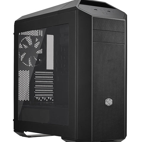 Cooler MasterCase PRO 5 (With Transparent Side Panel Window) Desktop Computer/PC Cabinet