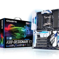 GIGABYTE X99-DESIGNARE EX Intel Compatible Motherboard for Desktop Computer/PC