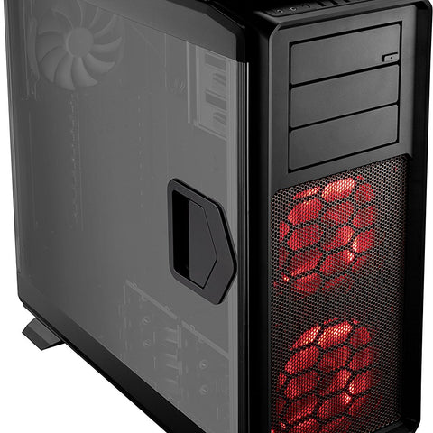 CORSAIR 760T BLACK Desktop Computer/PC Cabinet