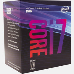 INTEL I-7 (8700) 8th Generation (1151) Desktop Computer Processor