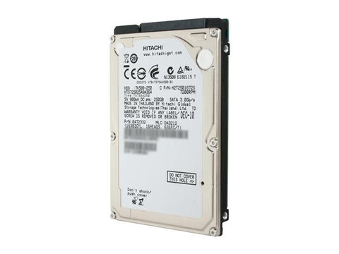 HITACHI 250GB Internal Hard Disk for Laptop