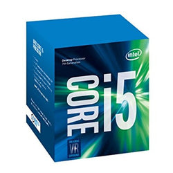 Intel Core i5 - 7400 7th Generation Desktop Computer Processor