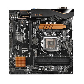 ASROCK B150M PRO4 Intel Compatible Motherboard for Desktop Computer/PC
