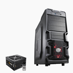 WROOMER  GAMING STARTER  PRO SERIES 1103 : CUSTOMIZE GAMING PC