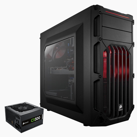 WROOMER GAMING PRO 2 1004 : CUSTOMIZE GAMING PC