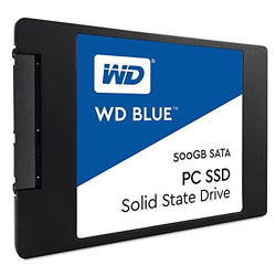 Western Digital (500GB) SSD For Desktop/Laptop